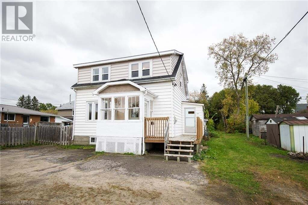 House for sale at 1457 Wyld St North Bay Ontario - MLS: 40020259