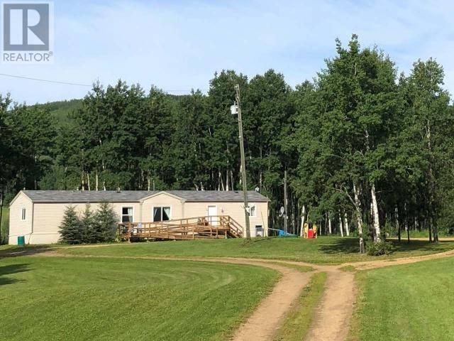 House for sale at 14587 Upper Cutbank Rd Dawson Creek British Columbia - MLS: 179973