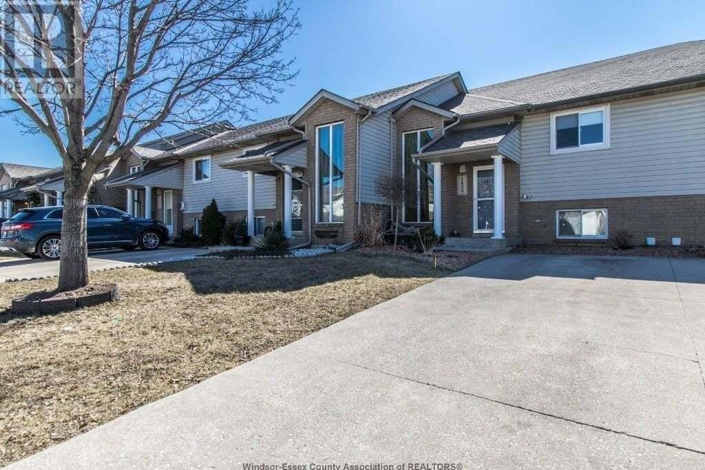 Townhouse for rent at 1459 Border  Tecumseh Ontario - MLS: 20009887