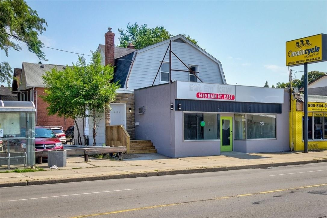 Commercial property for sale at 1459 Main St E Hamilton Ontario - MLS: H4081793