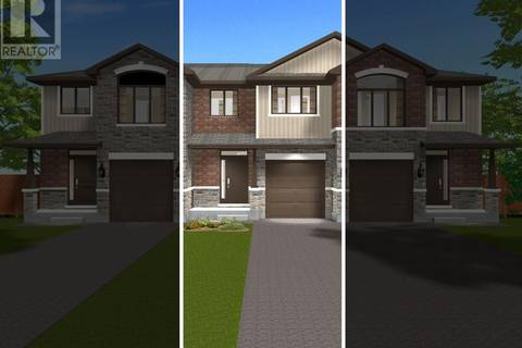 Townhouse for sale at 1459 Monarch Dr Kingston Ontario - MLS: K19003047