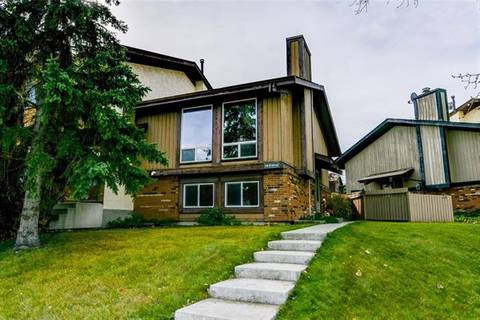 Townhouse for sale at 1459 Ranchlands Rd Northwest Calgary Alberta - MLS: C4272762