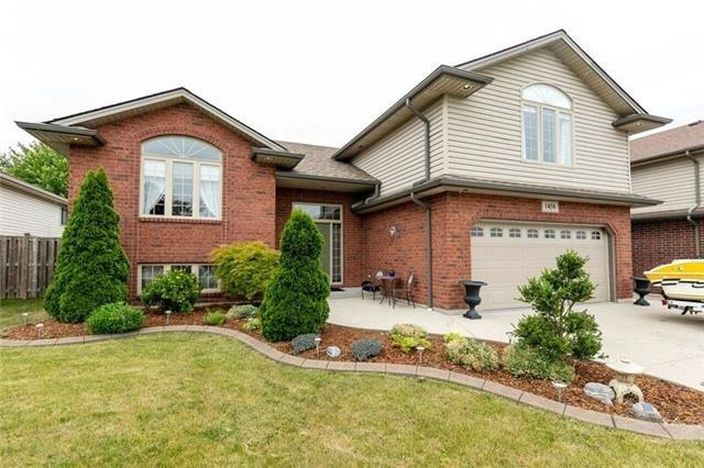 House for sale at 1459 Traditional Trail Windsor Ontario - MLS: X4267845