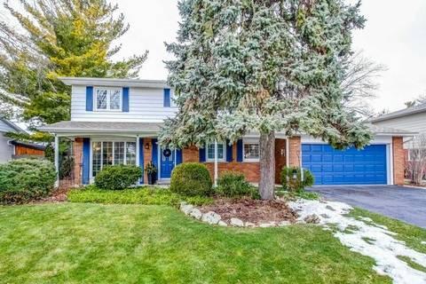 House for sale at 1459 Willowdown Rd Oakville Ontario - MLS: W4679557