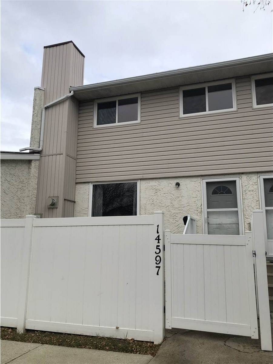 Townhouse for sale at 14597 121 St Nw Edmonton Alberta - MLS: E4177776
