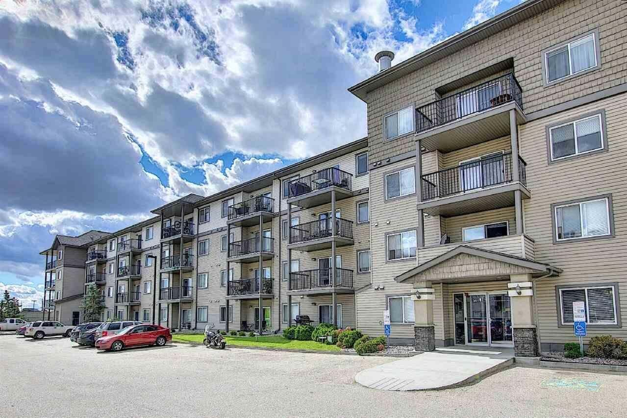 Condo for sale at 301 Clareview Station Dr NW Unit 146 Edmonton Alberta - MLS: E4213320