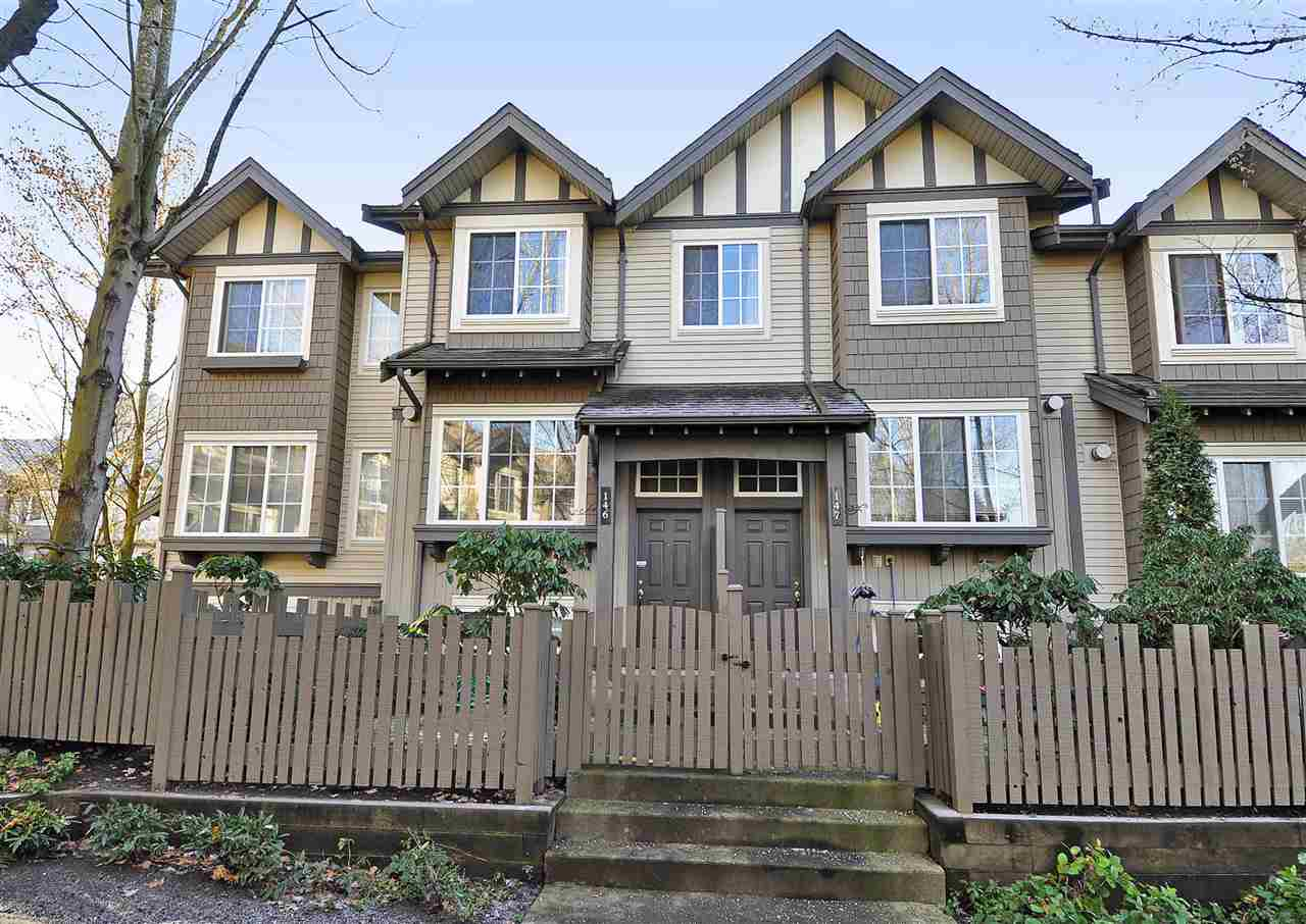 Sold: 146 - 3288 Noel Drive, Burnaby, BC