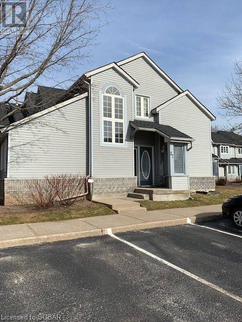 Townhouse for sale at 37 Settlers Wy Unit 146 The Blue Mountains Ontario - MLS: 251450