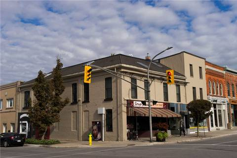 Commercial property for sale at 146 St. Patrick St Stratford Ontario - MLS: X4519529