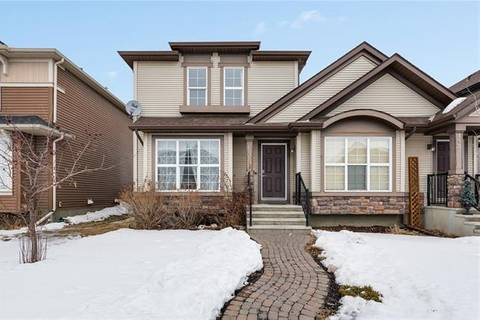 Townhouse for sale at 146 Autumn Green Southeast Calgary Alberta - MLS: C4232262