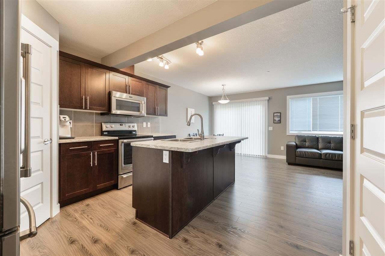 Townhouse for sale at 146 Brickyard Pl Stony Plain Alberta - MLS: E4198278