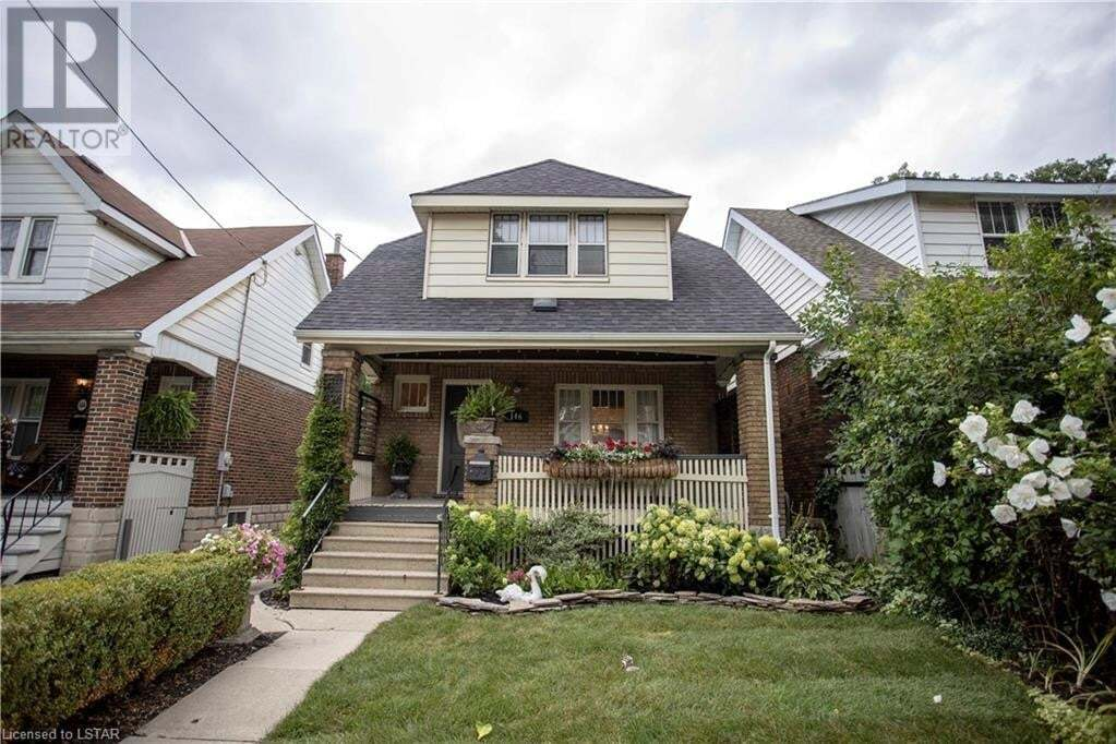 House for sale at 146 Briscoe St E London Ontario - MLS: 279846
