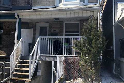 Townhouse for rent at 146 Campbell Ave Toronto Ontario - MLS: W4392656