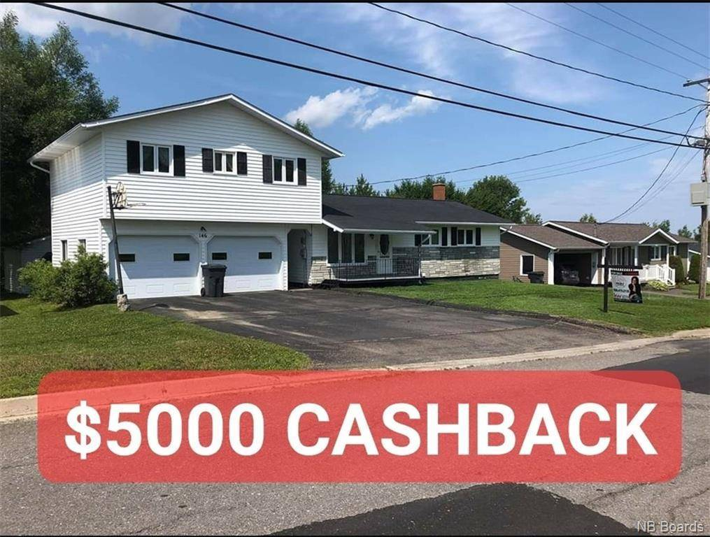 House for sale at 146 Caswell St Grand Sault/grand Falls New Brunswick - MLS: NB030339