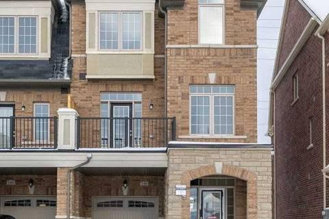 Townhouse for sale at 146 Fruitvale Circ Brampton Ontario - MLS: W4673661