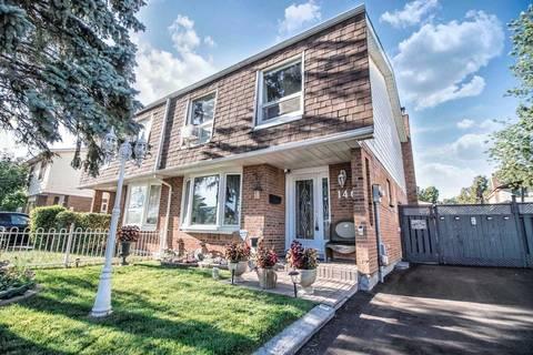 Townhouse for sale at 146 Hansen Rd Brampton Ontario - MLS: W4547966