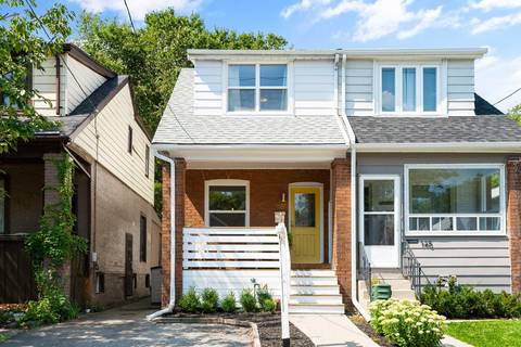 Townhouse for sale at 146 King Edward Ave Toronto Ontario - MLS: E4551799