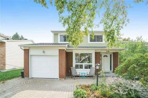 House for sale at 146 Larkin Dr Ottawa Ontario - MLS: 1212474