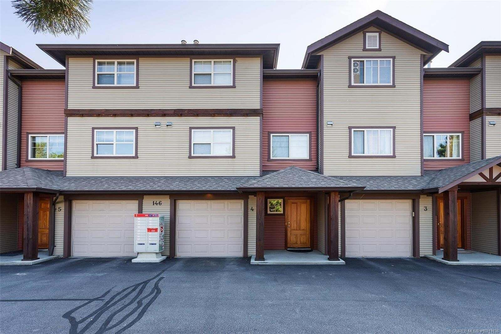 Townhouse for sale at 146 Mccurdy Rd Kelowna British Columbia - MLS: 10213138