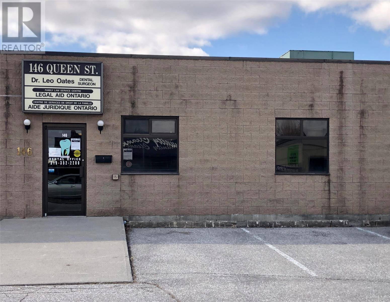 Commercial property for lease at 146 Queen Street #b  Chatham Ontario - MLS: 20001981