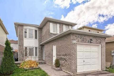 House for sale at 146 Reed Dr Ajax Ontario - MLS: E4766718