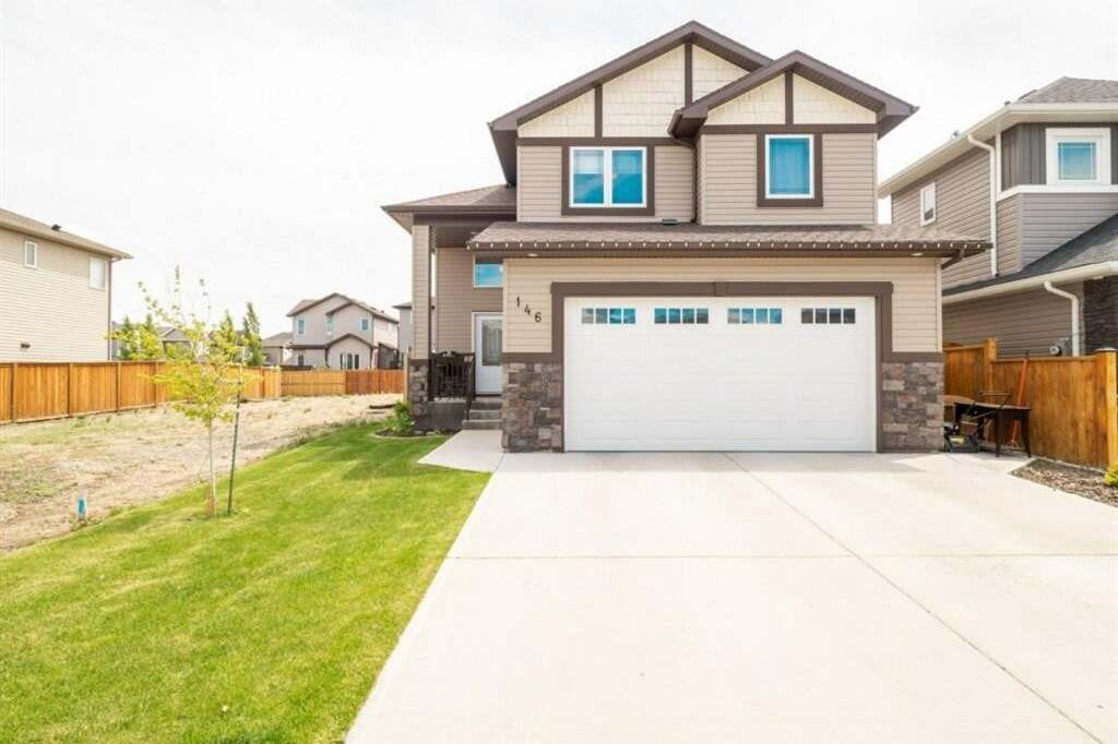 House for sale at 146 Riverpark Blvd West Lethbridge Alberta - MLS: A1002991