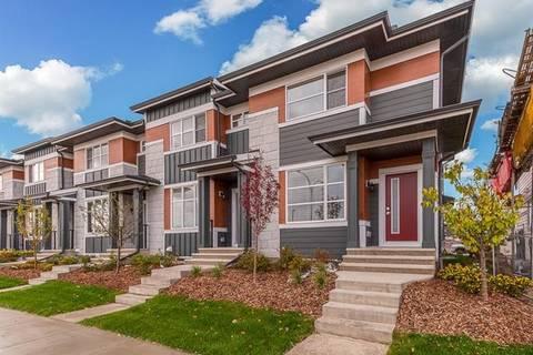 Townhouse for sale at 146 Skyview Circ Northeast Calgary Alberta - MLS: C4265962