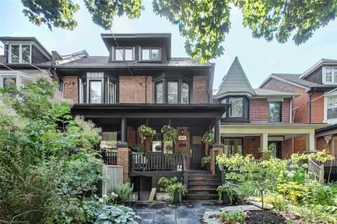 Townhouse for sale at 146 Sorauren Ave Toronto Ontario - MLS: W4823903