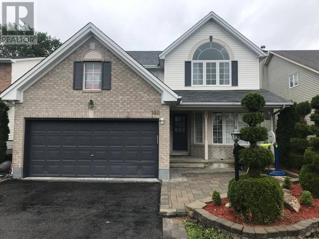 House for sale at 146 Springwater Dr Ottawa Ontario - MLS: 1183247