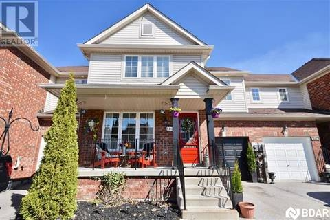 Townhouse for sale at 146 Thrushwood Dr Barrie Ontario - MLS: 30728682
