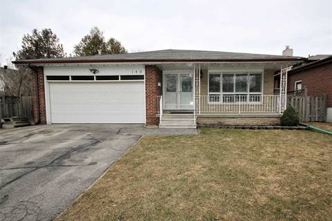 House for sale at 146 Weir Cres Toronto Ontario - MLS: E4731313