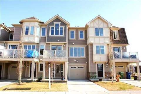Townhouse for sale at 146 Windstone Me Southwest Airdrie Alberta - MLS: C4282695
