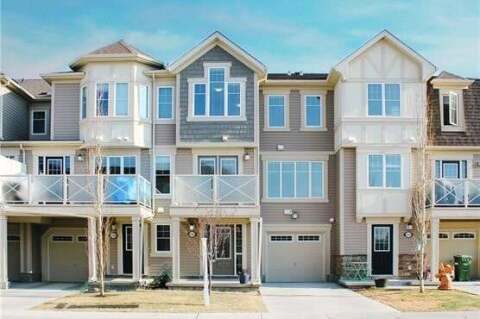 Townhouse for sale at 146 Windstone Me Southwest Airdrie Alberta - MLS: C4305221
