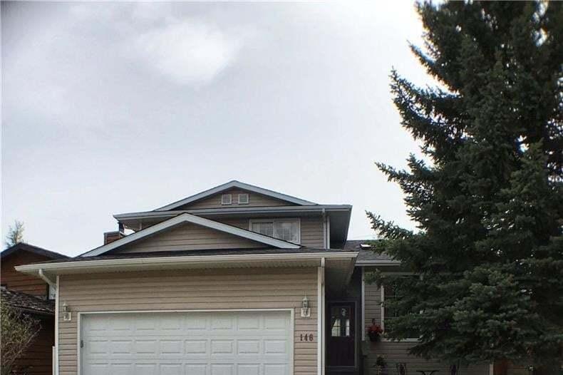 House for sale at 146 Woodburn Cr Woodhaven, Okotoks Alberta - MLS: C4291657