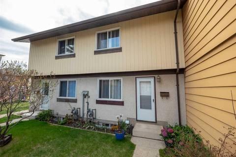 Townhouse for sale at 146 Woodstock  Nw Edmonton Alberta - MLS: E4156708