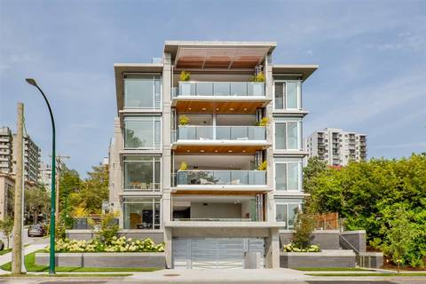 Condo for sale at 1460 Bute St Vancouver British Columbia - MLS: R2398150