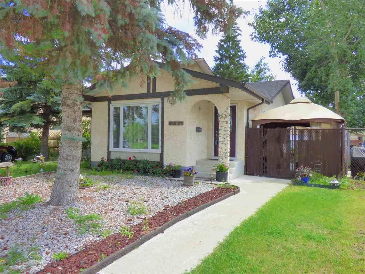 Townhouse for sale at 14607 21 St Nw Edmonton Alberta - MLS: E4168303
