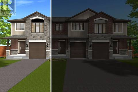 Townhouse for sale at 1461 Monarch Dr Kingston Ontario - MLS: K19003046