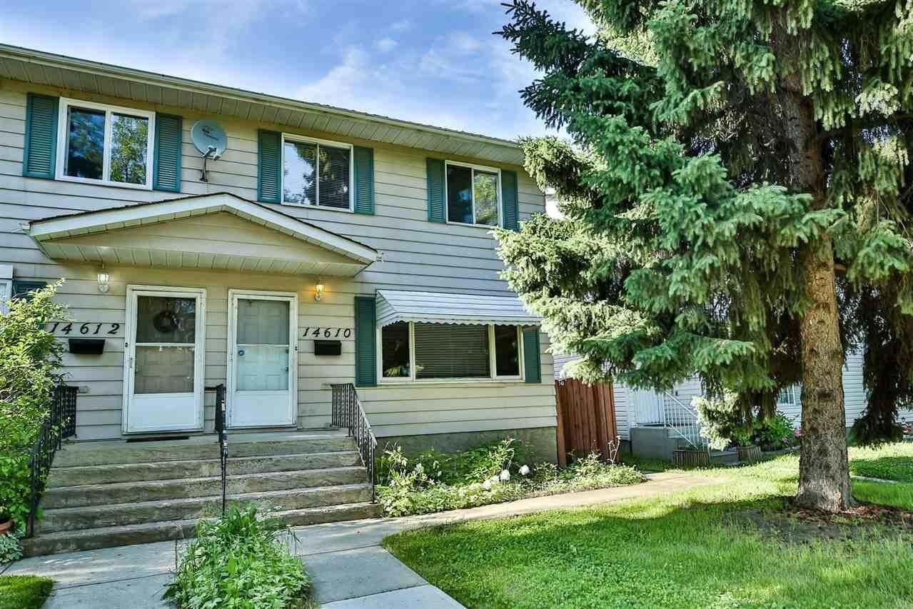 Townhouse for sale at 14610 104 Av NW Edmonton Alberta - MLS: E4205264