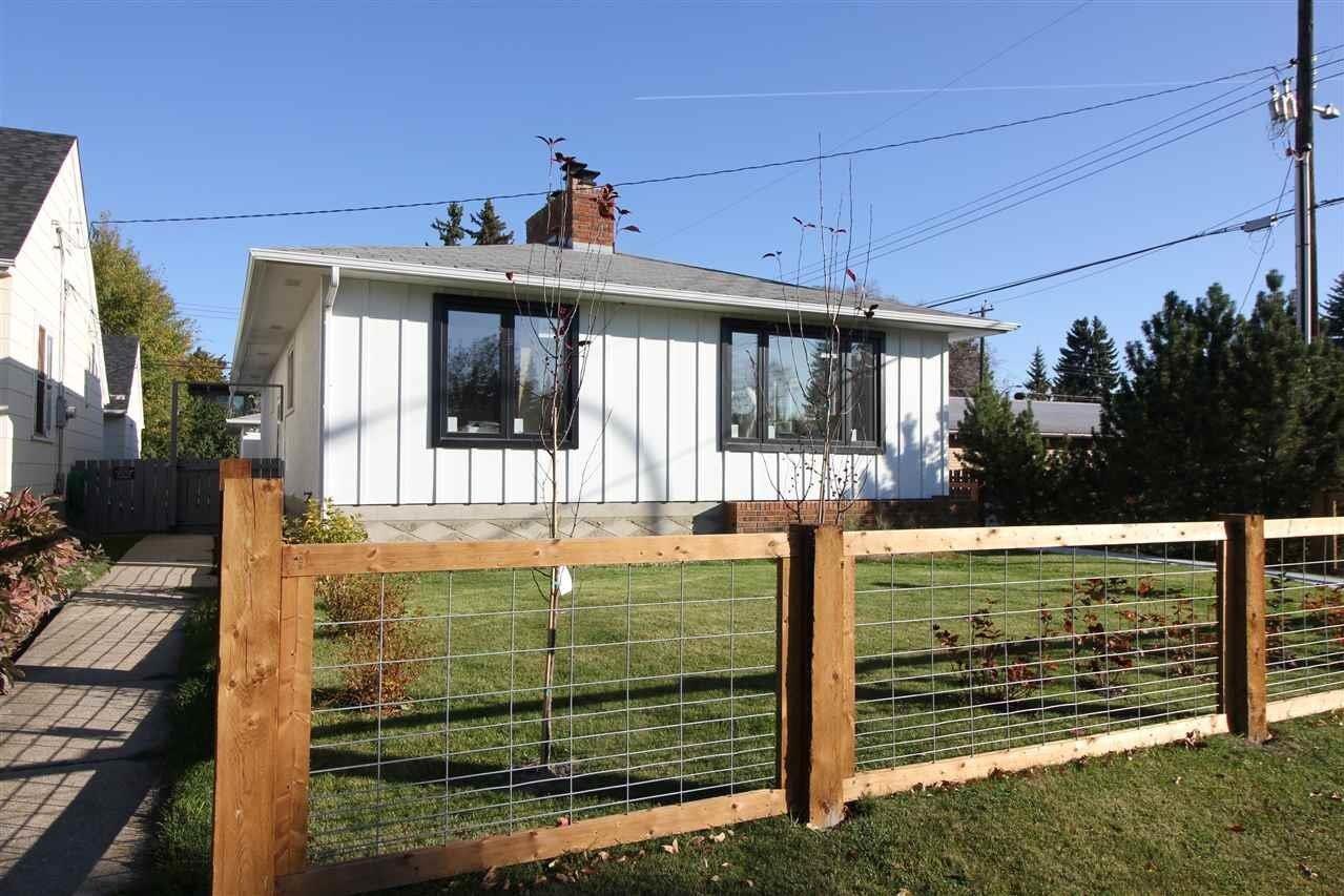 House for sale at 14610 95 Av NW Edmonton Alberta - MLS: E4220358