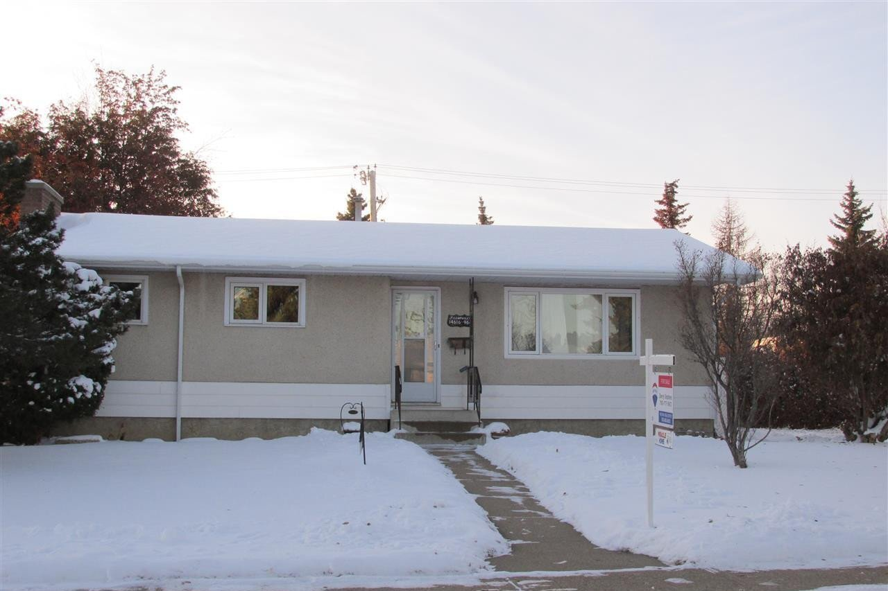House for sale at 14616 96 St NW Edmonton Alberta - MLS: E4209840