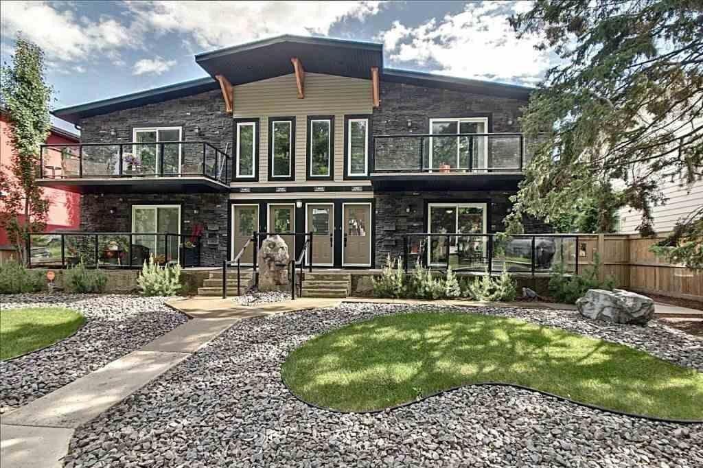 Townhouse for sale at 14617 103 Av NW Edmonton Alberta - MLS: E4202231