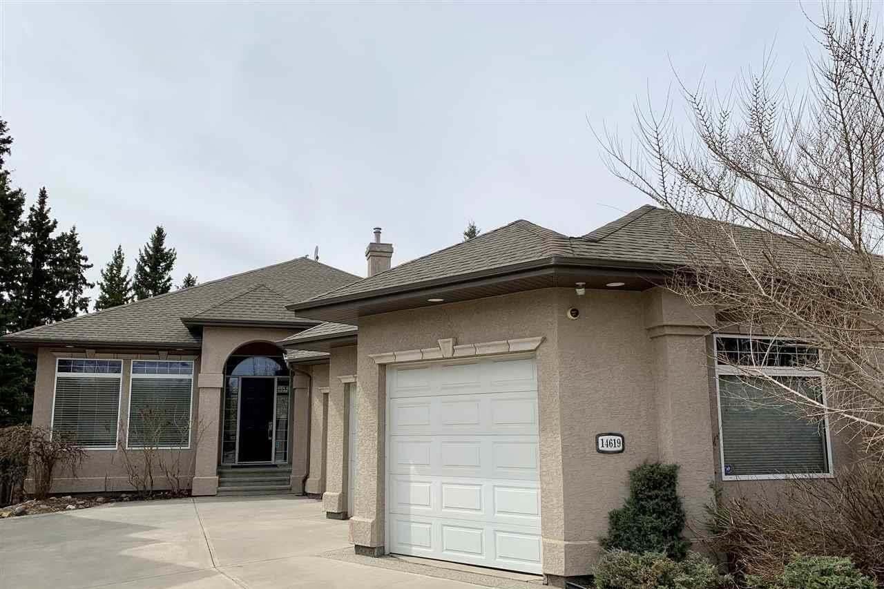 House for sale at 14619 Ravine Pt NW Edmonton Alberta - MLS: E4189610