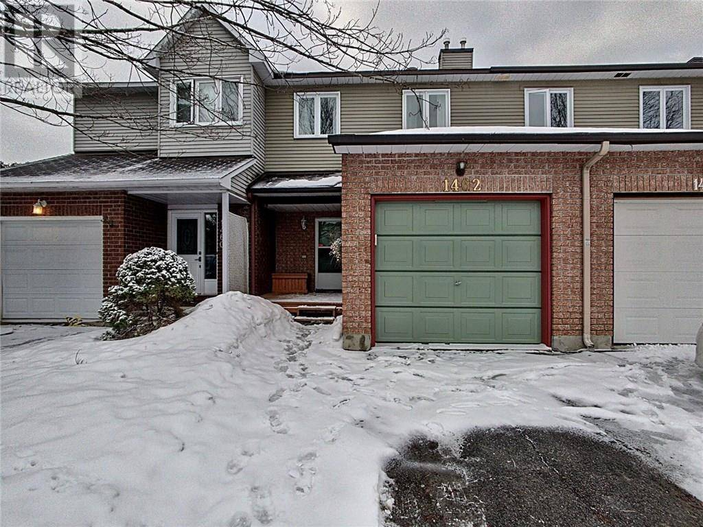 Townhouse for sale at 1462 Briarfield Cres Orleans Ontario - MLS: 1187320