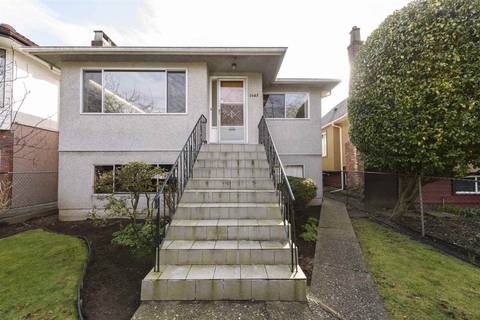 House for sale at 1462 20th Ave E Vancouver British Columbia - MLS: R2438314