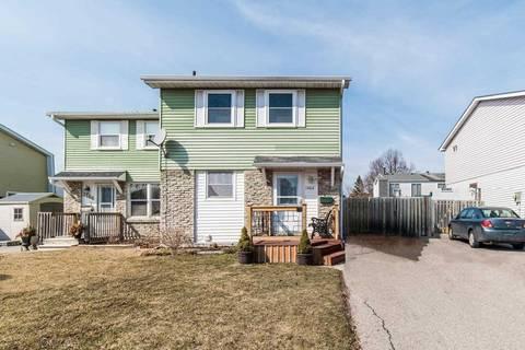 Townhouse for sale at 1462 Fenelon Cres Oshawa Ontario - MLS: E4388987