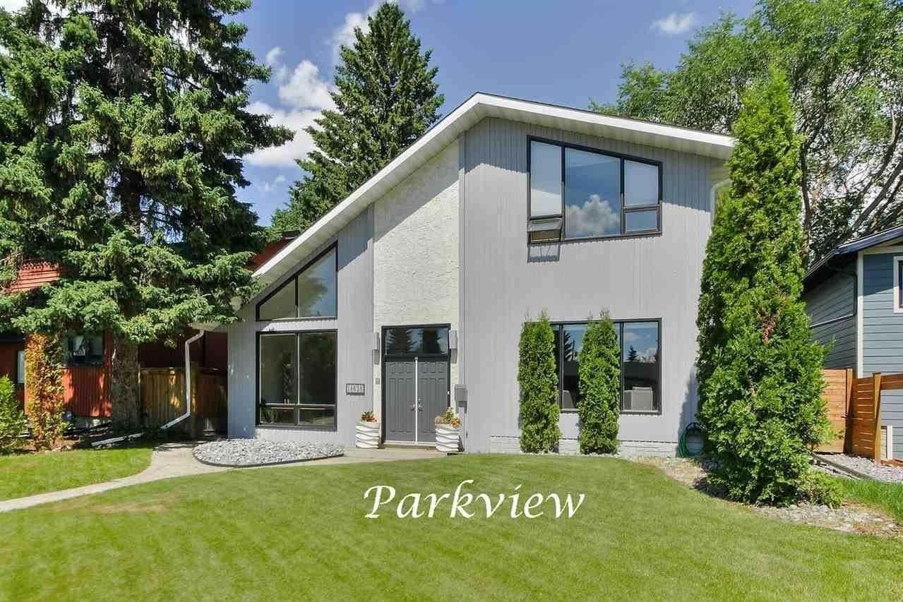 House for sale at 14628 88 Av NW Edmonton Alberta - MLS: E4205432
