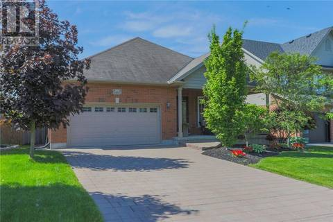 House for sale at 1463 Birchwood Dr London Ontario - MLS: 202376