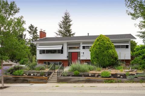 House for sale at 1463 Braemar St Kelowna British Columbia - MLS: 10186256