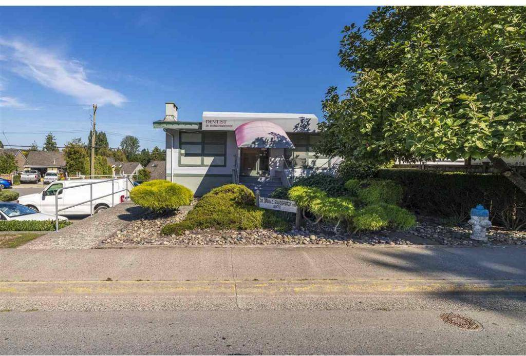 Commercial property for sale at 1464 56 St Delta British Columbia - MLS: C8027580